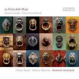 La Porta Delle Muse - Concerti & Sinfonie - Antonio Vivaldi