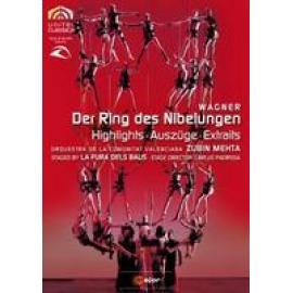 DER RING DES NIBELUNGEN - - R. WAGNER