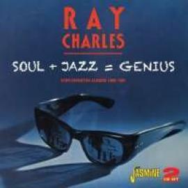 SOUL+JAZZ=GENIUS - FOUR.. - Ray Charles