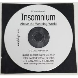 Above The Weeping World - Insomnium