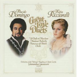Great Love Duets - Placido Domingo