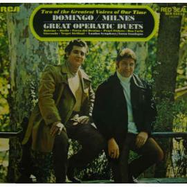 Great Operatic Duets - Placido Domingo