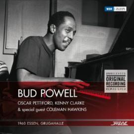 1960 Essen, Grugahalle - Bud Powell