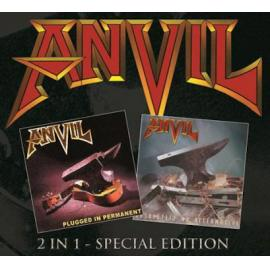 Plugged In Permanent / Absolutely No Alternative - Anvil