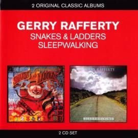 Snakes And Ladders / Sleepwalking - Gerry Rafferty