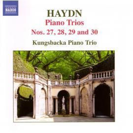 Piano Trios Nos. 27, 28, 29 And 30 - Joseph Haydn