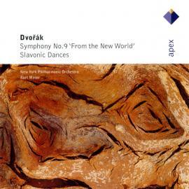 Symphony No. 9 'From The New World'; Slavonic Dances - Antonín Dvořák