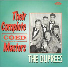 Their Complete COED Masters - The Duprees