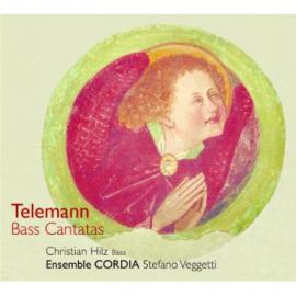 Bass Cantatas - Georg Philipp Telemann