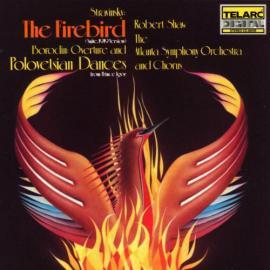 The Firebird (Suite, 1919 Version) / Overtures And Polovetsian Dances From Prince Igor - Igor Stravinsky