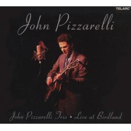 John Pizzarelli Trio - Live At Birdland - John Pizzarelli