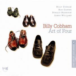 The Art Of Four  - Billy Cobham