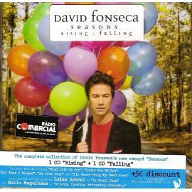 Seasons Rising:Falling - David Fonseca