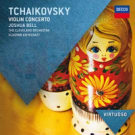 VIOLIN CONCERTO/SERENADE - P.I. TCHAIKOVSKY