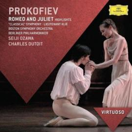 """Romeo & Juliet (Highlights) / """"Classical"""" Symphony / Lieutenant Kijé - Sergei Prokofiev"""