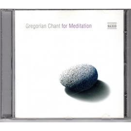 Gregorian Chant For Meditation - Artist Unknown