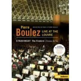 PIERRE BOULEZ LIVE AT.. - I. STRAVINSKY