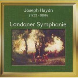 LONDONER SYMPHONIE - J. HAYDN