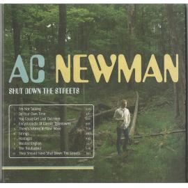 Shut Down The Streets - A.C. Newman