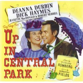 Up In Central Park - Deanna Durbin