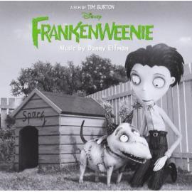 Frankenweenie - Danny Elfman