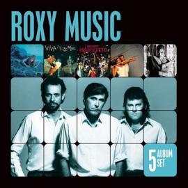 5 Album Set - Roxy Music