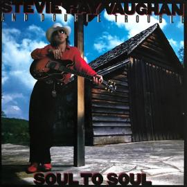 Soul To Soul - Stevie Ray Vaughan & Double Trouble