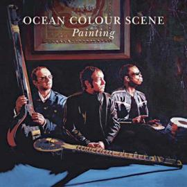 Painting - Ocean Colour Scene