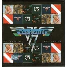 The Studio Albums 1978 - 1984 - Van Halen