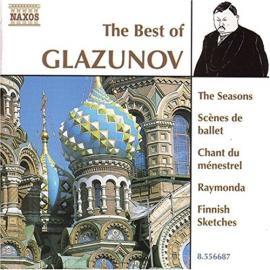 The Besto Of Glazunov - Alexander Glazunov