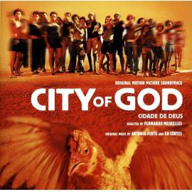 City Of God (Original Motion Picture Soundtrack) - Antonio Pinto