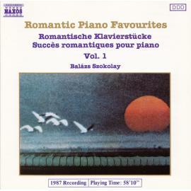 Romantic Piano Favourites Vol.1 - Balázs Szokolay