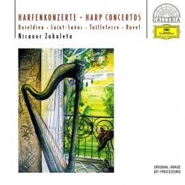 Harfenkonzerte - Harp Concertos - Nicanor Zabaleta