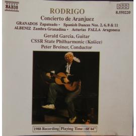 Concierto de Aranjuez - Joaquín Rodrigo