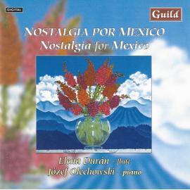 Nostalgia Por Mexico - Elena Duran