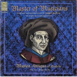 Master Of Musicians - Musica Antiqua Of London