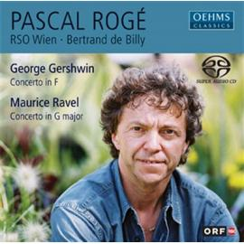 Gershwin - Ravel Concertos For Piano And Orchestra - Pascal Rogé