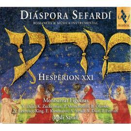 Diáspora Sefardí (Romances & Música Instrumental) - Hespèrion XXI