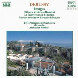 Images - Le Martyre De Saint Sébastien - Claude Debussy