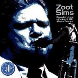 At E.J.'s Atlanta Georgia - Zoot Sims