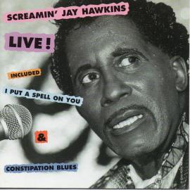 Live - Screamin' Jay Hawkins