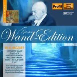 GUNTER WAND EDITION 1 - W.A. MOZART