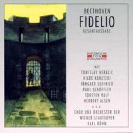 FIDELIO - L. VAN BEETHOVEN
