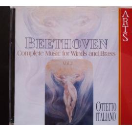 Complete Works For Winds And Brass Vol. 2 - Ludwig van Beethoven