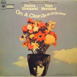 On A Clear Day You Can See Forever - Barbra Streisand