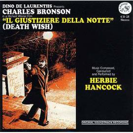 """""""Il Giustiziere Della Notte"""" (Death Wish) (Original Soundtrack) - Herbie Hancock"""