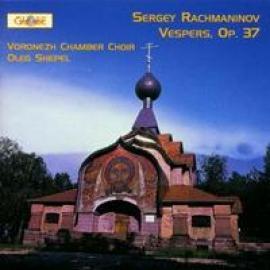 VESPERS OP.37 - S. RACHMANINOV