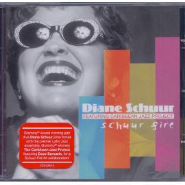 Schuur Fire - Diane Schuur