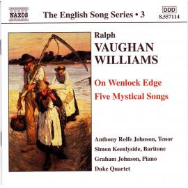 The English Song Series Volume 3 - Anthony Rolfe Johnson
