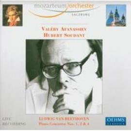 PIANO CONCERTOS 1,2,4 - L. VAN BEETHOVEN